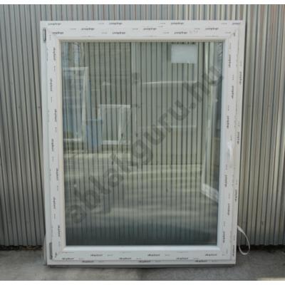 120x150 Bukó / nyíló műanyag ablak RAKTÁRRÓL