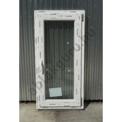 60x120 Bukó / nyíló műanyag ablak RAKTÁRRÓL
