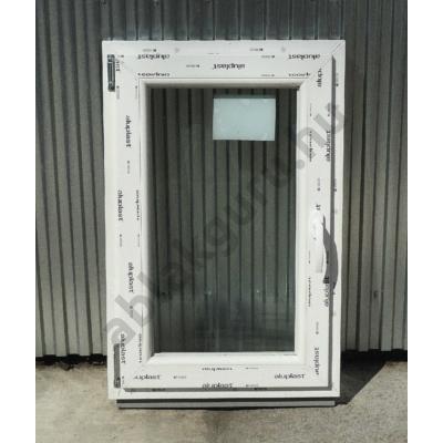 60x90 Bukó / nyíló műanyag ablak RAKTÁRRÓL