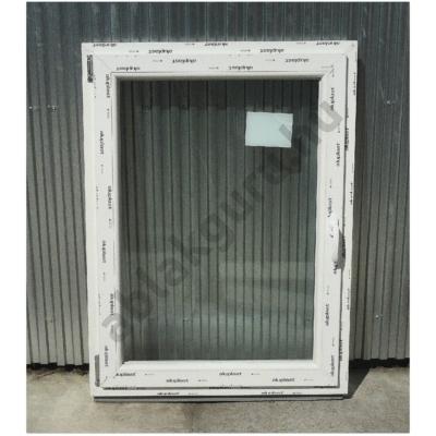 90x120 Bukó / nyíló műanyag ablak RAKTÁRRÓL