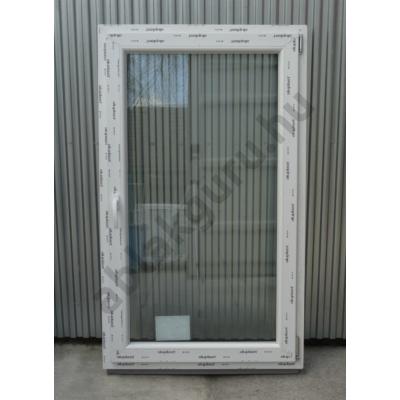 90x150 Bukó / nyíló műanyag ablak RAKTÁRRÓL