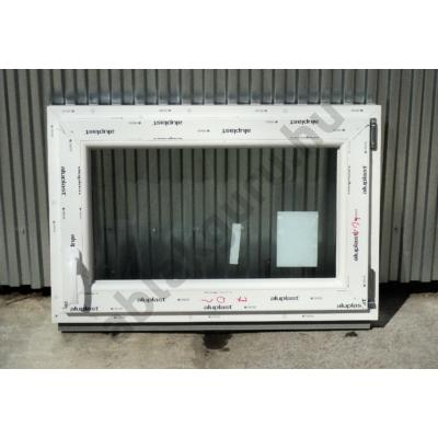 90x60 Bukó / nyíló műanyag ablak RAKTÁRRÓL