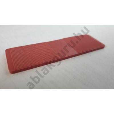 3mm-es hézagoló alátét (üvegező ék)